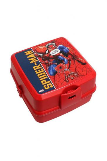 Spiderman Beslenme Kabı Red Web Otto43604